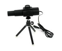 1-70x Zoom 2.0mp لمسافات طويلة USB كاميرا تلسكوب رقمي للرصد بقعة مراقبة المنزل فيديو فيديو فيديو