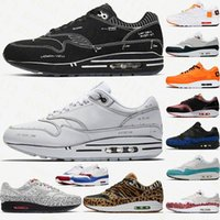 Air Cushion 87 What The Black White esquemática Tokyo Pacote Maze animal Vapor Running Shoes Maxes Moda Sports Sneakers para as Mulheres Homens