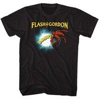 Flash Gordon T-shirt noir Barang T (2)