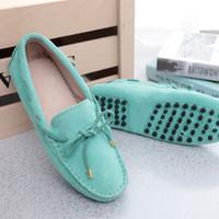 Multicolour Womens sapatos de camurça de vaca loafer tamanho grande sapatos oficiais lace up viajar sapatos conforto casual respirar apartamentos para mulheres zy384