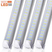 SMD2835 60w T8 통합 세 라인 LED 튜브 4피트 48 '세 개의 행이 형광등 대체 LED 조명 라이트 램프 전구를 주도