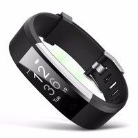 ID115PLUS GPS 똑똑한 팔찌 심박수 감시자 방수 똑똑한 피트니스 시계 추적기는 스포츠 스마트 손목 시계를 위한 안드로이드 아이폰 IOS