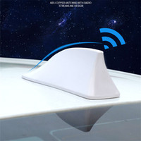 Автомобиль Радио акульих плавников автомобили Shark Антенна Радио FM сигнал Дизайн для всех автомобилей Антенна Антенна автомобиль Стайлинг