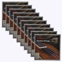 10sets Алиса Сопрано концерт укулеле Струны Carbon Нейлон AU047