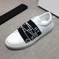Yeni Beyaz Moda Erkekler Tasarımcı Ayakkabı En Kaliteli Gerçek Deri Tasarımcı Trendy Sneakers Kadınlar Açık Lüks Güzel Ayakkabı