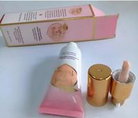 ماركة ماكياج خوخي معبى مستحضرات التجميل 40ML التبريد ماتي الجلد مكمل التمهيدي يملؤه PeachSweet الشكل كريم الوجه مؤسسة التمهيدي