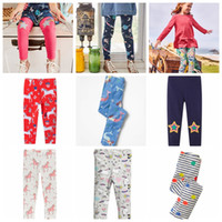 Girls Leggings 100% Cotton Personalized Kids Tights Characte...
