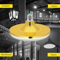 Энергосберегающие E27 светодиодные лампы 220 В 15 Вт 20 Вт 30 Вт 40 Вт 50 Вт 60 Вт лампада ампула Bombilla супер яркий UFO лампы для дома склад