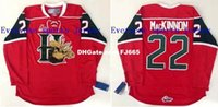Factory Outlet, #22 Nathan MACKINNON Halifax Mooseheads jers...