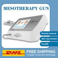 Хорошее ценовое инъекция мезотерапевтический аппарат Производитель Цена Гиалуронный инжекторный пистолет Наполнитель для губ Дермальная наполнение сывороточная мезотерапевтическая ручка для инъекций