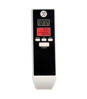 듀얼 LCD 디스플레이 디지털 알코올 테스터 및 타이머 분석기 음주 측정기 주차 호흡기