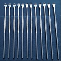 DHL Fres E-sigarette Dabber utensile Io cera E sigarette tamponare acciaio attrezzo titanio dabber secco penna erbe vaporizzatore acciaio