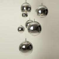 الشمال أدى قلادة ضوء الإبداعي شخصية الزجاج الكرة قلادة مصباح الحديثة بار نوم السرير غرفة المعيشة شنقا مصباح