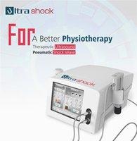 Portable eSWT pneumatique Phsycial Ultra thérapie d'onde de choc machine pour Ed traitement érectile Dysfunciton Wave Therapy Shock Mahcine Edeswt