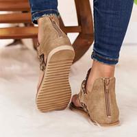 2021 Yaz Plaj Kadınlar Düz Sandalet Slaytları Chaussures Femme Clog Artı Casual Çevirme Ayakkabı Kadın 01