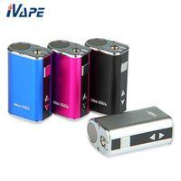 100% Original Eleaf mini-istick 10W bateria 1050mAh VV Box Mods Variable Voltage 3.3V-5.0V com Tela OLED Ultra Compact