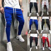 Hirigin Harajuku Mode Hommes Joggeurs Mince Crayon Pantalon Hip Hop Streetwear Hommes Clthes 2018 Hommes Pantalon De Survêtement Pantalon Chaud Nouveau