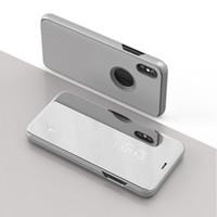 Clear View Smart Cerror Чехол для телефона для iPhone 12 12mini Flip STENT COOLET CASE для iPhone 11 Pro Max