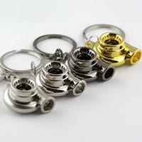 سيارة التصميم المعادن توربو المفاتيح كيرينغ الغزل السيارات جزء نموذج قلادة التوربينات الشاحن التربيني حلقة رئيسية الأزياء والمجوهرات