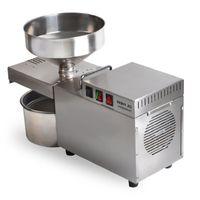 Beijamei Commercial Electric Electric Shated Pettiners Extractor Arachut Semi di arachidi Premendo la macchina da stampa a freddo