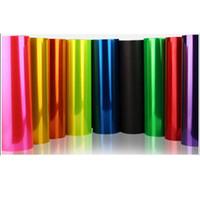CAR Фара фильм Наклейки Изменить огни Color Film Matt Blackened Tail Fog Lamp Защитная пленка полупрозрачный лампа Декаль