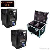 2IN1 Flightcase Упаковка DMX Холодное этапа искры Sparkuar Firework машина фонтан Titanium порошок 600W 50 часов тестирования