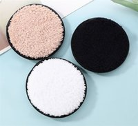 New Health-Entferner Puderquaste fördert gesunde Haut Mikrofasertuch Pads Remover Handtuch Gesichtsreinigung Make-up faule Reinigung Make-up