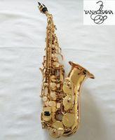 Nuovo sassofono curvo Yanagisawa S991 Nuovo strumento musicale in Sib di alta qualità per bambini sassofono soprano curvo professionale