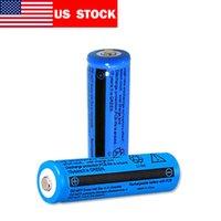 2 stücke 3.7V BRC Li-Ion 18650 Batterie 3000mAh Hohe Qualität Wiederaufladbar 18650 Batterie 3000mAh für Taschenlampe Fackel Laser