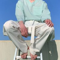 Erkek Casual Gömlek 3/4 Kollu Gömlek 2021 Bahar ve Yaz Katı Renk Gevşek Vahşi Rahat Genç Kişilik Moda Trend