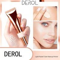 DEROL Natural Face Care Foundation Primer B B Cream Implurizing Closer Light Foundation