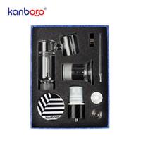 Otantik 510 Na V3 elektronik sigara Wax Vaporizer Seti Seramik Titanyum Nail Atomizer Maç İçin TC Kutusu Modlar Vape Pil Dab Kalem