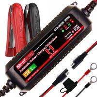 MOTOPOWER MP00207A 12V 2Amp Smart Automatic Battery Charger ...
