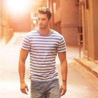 Brand New Hip Hop Winter Homens T-shirt Manga Curta 100% Algodão Poloshirt Camisa Men Teel Hip 3G Designer Mens G T Shirts