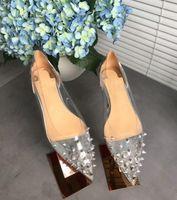 Kadın Flats Gazlı Bez Kristal Ayakkabı Lüks Tasarımcı Kırmızı Alt Örgü Rhinestone Lady Sürüş Ayakkabıları 34-41