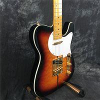 العلامة التجارية الجديدة معيار tl غيتار كهربائي القيقب اللوح الصيني مخصص متجر أمة الله الآلات الموسيقية Guitarra في المخزون
