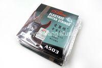 10 حزمة أليس A503-L / 026 سلاسل الغيتار الكهربائي D-4TH واحدة سبائك النيكل سلسلة الجرح شحن مجاني