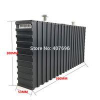 ЕС США нет налога на 4шт 3.2V 300AH LiFePO4 батарея для 12V 300Ah аккумуляторная батарея Аккумулирование энергии / электрический велосипед / Solar Power Cell LFP