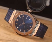 Special Sale New Classic Fusion 511. ZX Rose Gold Blue Dial A...