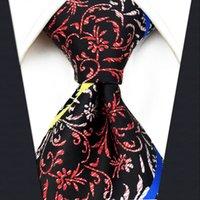 F28 Abstract Multicolore Mensemeurs Mensemeurs Set Soie Fashion Soie Taille longue Taille longue Hanky