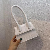 Para timsah kılıfı chiquito yeni tasarımcı mini timsah deri çanta çanta kadın le split messenger el çantaları küçük flap2f29 # xbgpe