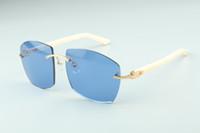 óculos de sol novos quentes A4189706-8 pernas astecas, Fábrica de qualidade superior direto óculos de moda unissex