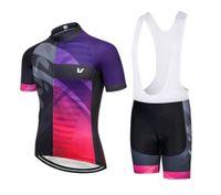 Liv 2019 Pro camiseta del equipo de ciclismo conjunto deporte al aire libre de la bicicleta MTB camisas del desgaste Maillot Ciclismo mujeres de secado rápido lzfshop bicicleta de ciclo de la ropa