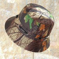 chapeau de pêcheur unisexe chapeau bassin tissu fleur décontracté dessus plat large chapeau visière solaire extérieur LJJZ362