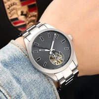 New Luxury Mens Watches 116400 Lightning Series Tourbillon A...