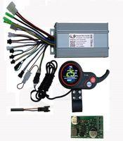 vélo électrique 24 V / 36 V / 48 V LCD affichage électrique contrôleur Vélo Électrique Conversion kit