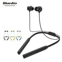 سماعة بلوتوث Bluedio TN2 Sports جديدة مع خاصية إلغاء الضوضاء النشطة / سماعة رأس لاسلكية للهواتف والموسيقى (التجزئة)