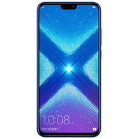 Original Huawei Honor 8X 4G LTE telefone celular 4GB RAM 64GB 128GB ROM Kirin 710 ocra Núcleo Android 6.5 polegadas 20.0MP Fingerprint ID Mobile Phone