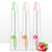 Honig verdoppeln Befeuchten Feuchtigkeitslippenbalsam dauerhaft anti-trocken tragbare Feuchtigkeits Cracken Feuchtigkeits Lippen Hautpflegeprodukte Pflege
