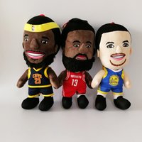 Hot Sale Basketball Players Super Stars doll Plush Toy Stuff...